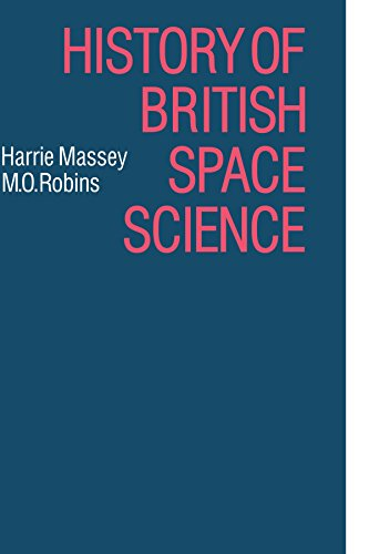 History of British Space Science: M. O. Robins