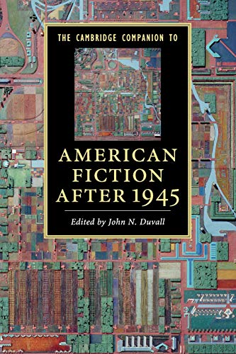 9780521123471: The Cambridge Companion to American Fiction after 1945
