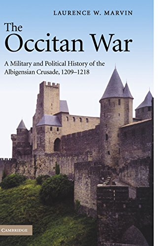 9780521123655: The Occitan War: A Military and Political History of the Albigensian Crusade, 1209-1218