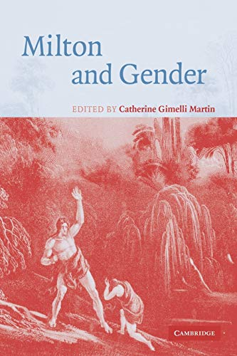 9780521123709: Milton and Gender