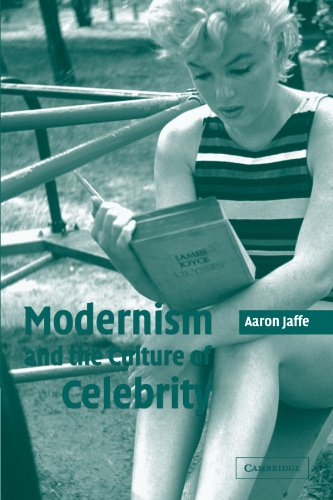 9780521123792: Modernism and the Culture of Celebrity