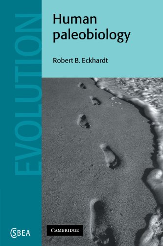 9780521123853: Human Paleobiology Paperback (Cambridge Studies in Biological and Evolutionary Anthropology)
