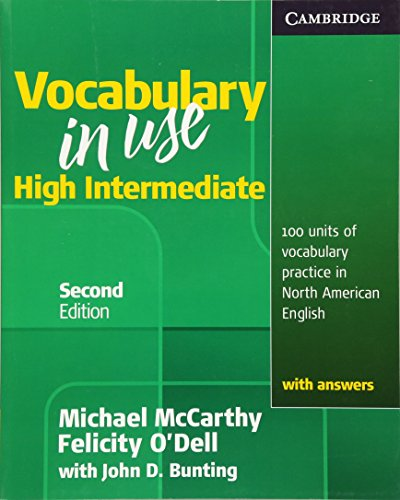9780521123860: Vocabulary in Use High Intermediate Student's Book with Answers