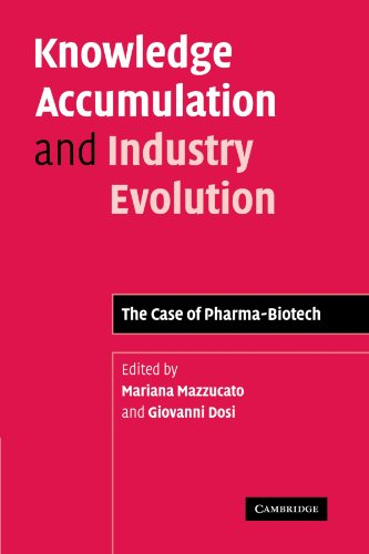 9780521124003: Knowledge Accumulation and Industry Evolution: The Case of Pharma-Biotech