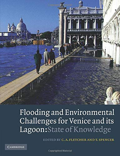 9780521124140: Flooding and Environmental Challenges for Venice and its Lagoon: State of Knowledge