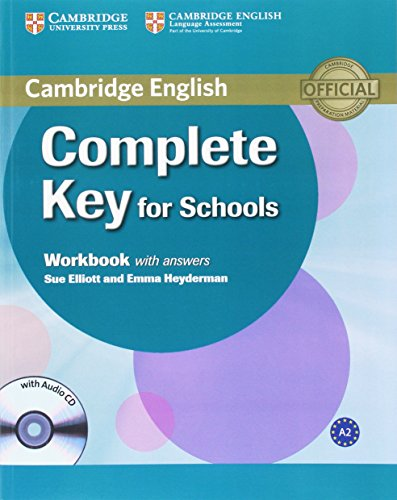9780521124393: Complete Key for Schools Workbook with Answers with Audio CD