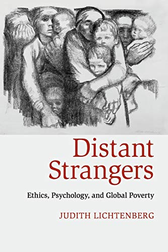 9780521124621: Distant Strangers: Ethics, Psychology, and Global Poverty