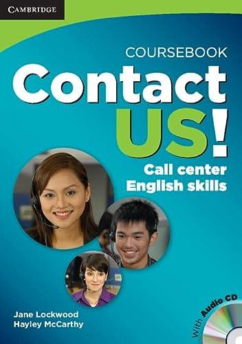 Contact Us! Coursebook with Audio CD: Call: Jane Lockwood, Hayley
