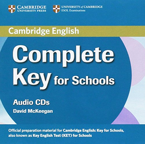 9780521124751: Complete Key for Schools Class Audio CDs (2)