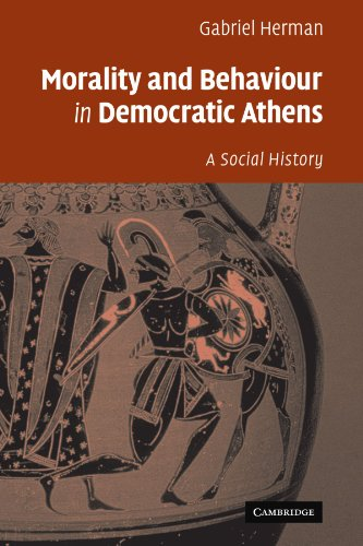 9780521125352: Morality and Behaviour in Democratic Athens: A Social History