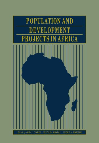 9780521125611: Population and Development Projects in Africa