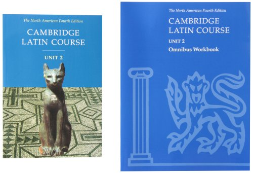 Cambridge Latin Course Unit 2 Value Pack North American Edition: North American Cambridge Classics ...