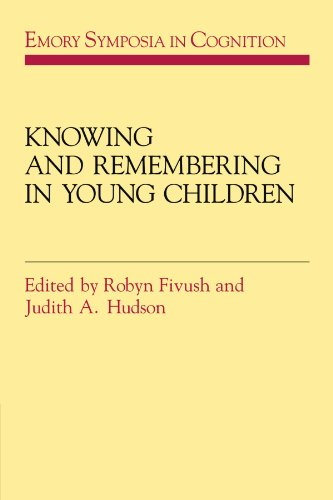 Knowing and Remembering in Young Children (Emory