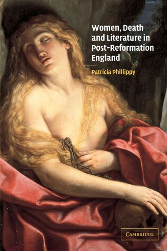 9780521126182: Women, Death and Literature in Post-Reformation England