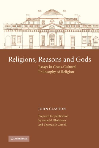 9780521126274: Religions, Reasons and Gods: Essays in Cross-cultural Philosophy of Religion
