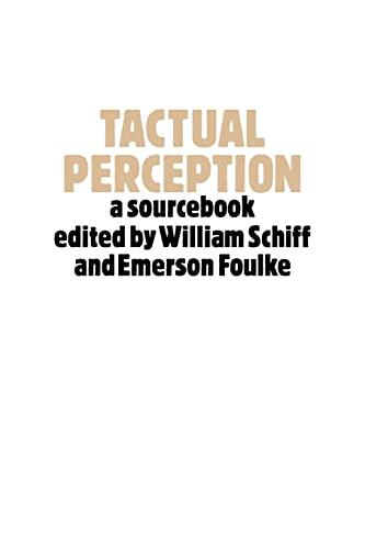 9780521126298: Tactual Perception: A Sourcebook
