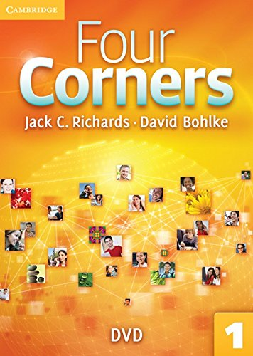 Four Corners Level 1 DVD: Jack C. Richards, David Bohlke
