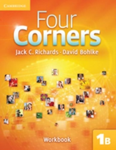 Four Corners Level 1 Workbook B: Richards, Jack C.