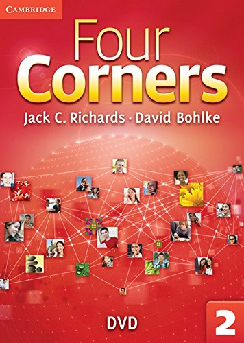 9780521126779: Four Corners Level 2 DVD