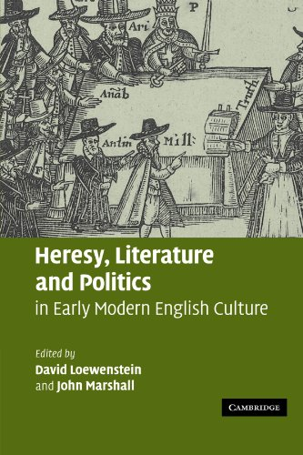 9780521126854: Heresy, Literature and Politics in Early Modern English Culture Paperback