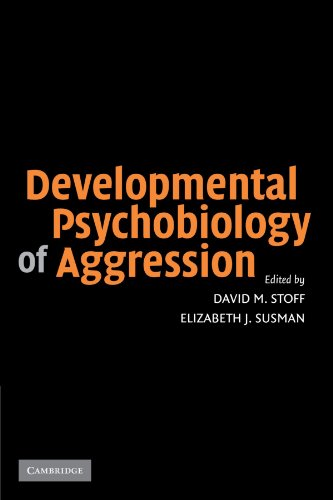 9780521126991: Developmental Psychobiology of Aggression