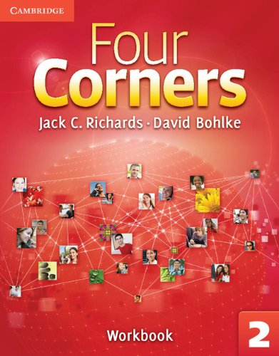 9780521127011: Four Corners Level 2 Workbook (Four Corners Level 2 Full Contact with Self-study CD-ROM)