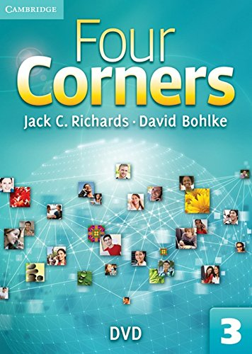 9780521127400: Four Corners Level 3 DVD