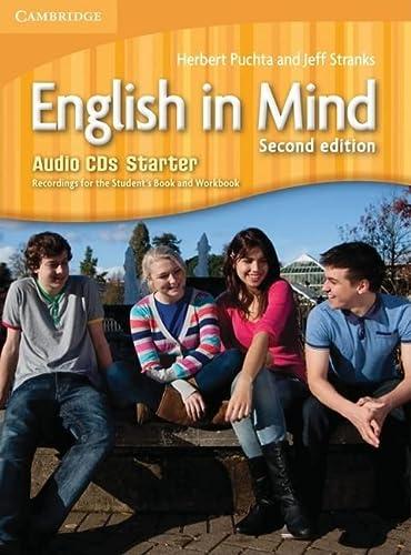 9780521127493: English in Mind Starter Level Audio CDs (3)