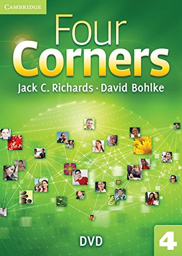 9780521127622: Four Corners Level 4 DVD