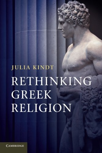 9780521127738: Rethinking Greek Religion