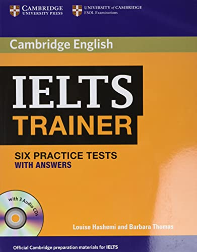 9780521128209: IELTS Trainer Six Practice Tests with Answers and Audio CDs (3)