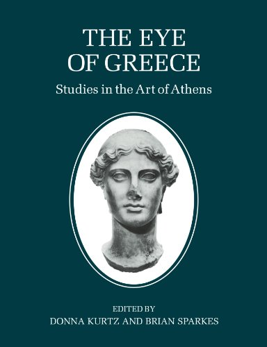9780521128407: The Eye of Greece: Studies in the Art of Athens
