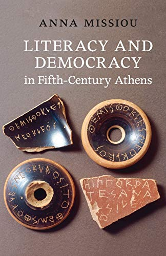 9780521128766: Literacy and Democracy in Fifth-Century Athens