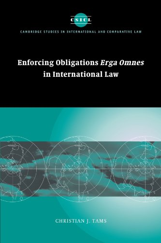 9780521128896: Enforcing Obligations Erga Omnes in International Law (Cambridge Studies in International and Comparative Law)
