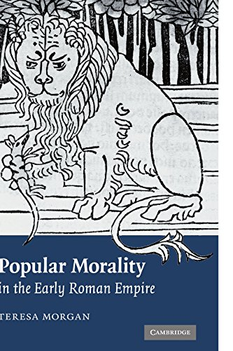 9780521128971: Popular Morality in the Early Roman Empire