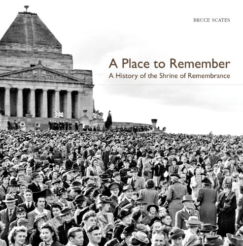 A Place to Remember (Hardcover): Bruce Scates