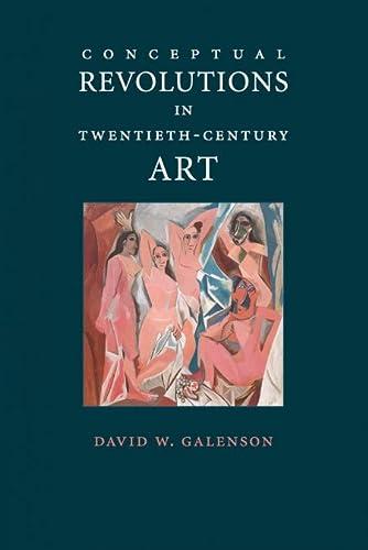 9780521129091: Conceptual Revolutions in Twentieth-Century Art