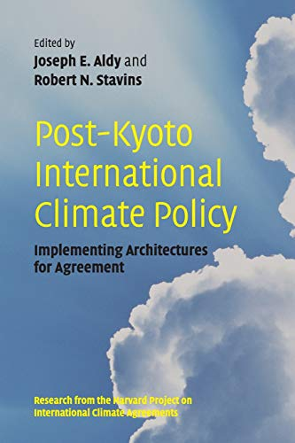 9780521129527: Post-Kyoto International Climate Policy