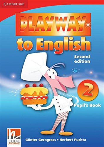 9780521129640: Playway to English 2nd  2 Pupil's Book
