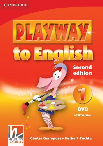 9780521129756: Playway to English Level 1 DVD NTSC [Alemania]