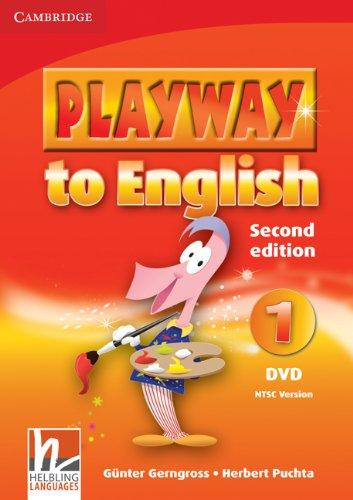 9780521129756: Playway to English Level 1 DVD NTSC