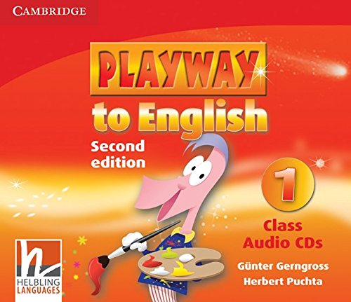 9780521129848: Playway to English Level 1 Class Audio CDs (3) - 9780521129848