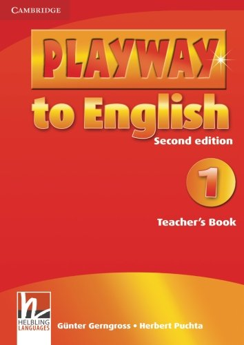 9780521129909: Playway to English 2nd  1 Teacher's Book
