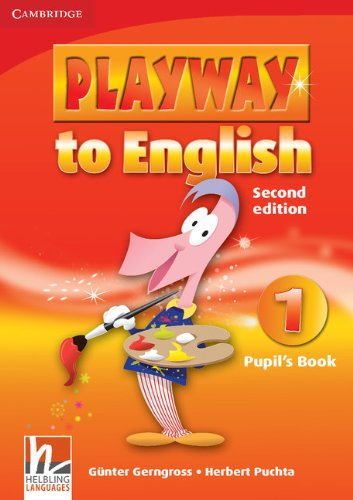 9780521129961: Playway to English 2nd  1 Pupil's Book