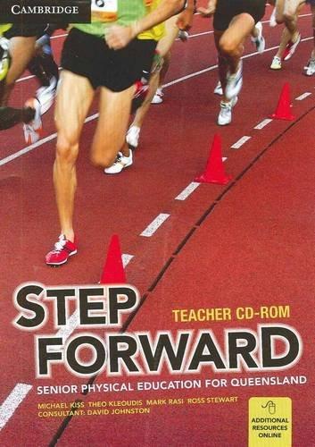Step Forward: Physical Education for Queensland Teacher CD-Rom (Compact Disc): Michael Kiss