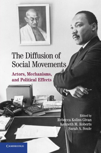 9780521130950: The Diffusion of Social Movements: Actors, Mechanisms, and Political Effects