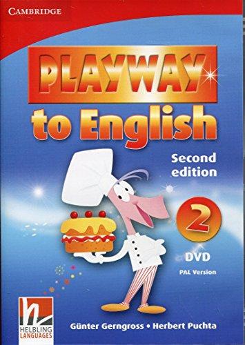 Playway to English Level 2 DVD PAL 2nd Edition: Gerngross, G�nter;Puchta, Herbert