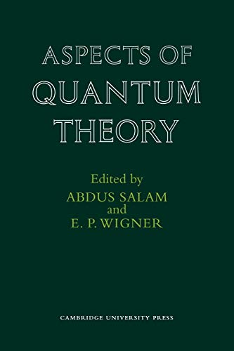 9780521131032: Aspects of Quantum Theory