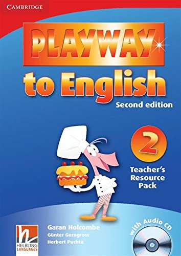 9780521131087: Playway to English Level 2 Teacher's Resource Pack with Audio CD