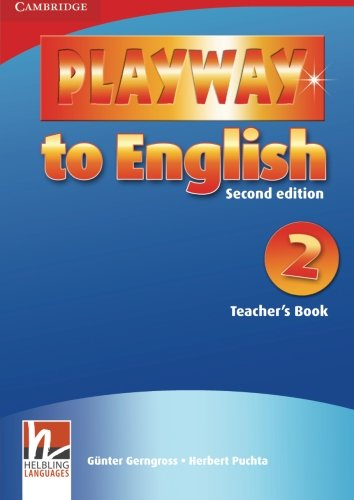 9780521131117: Playway to English Level 2 Teacher's Book